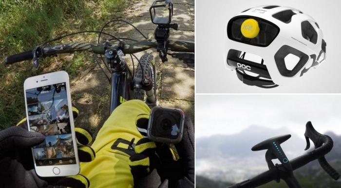 Велосипедные гаджеты, которые пригодятся каждому любителю «покатушек»