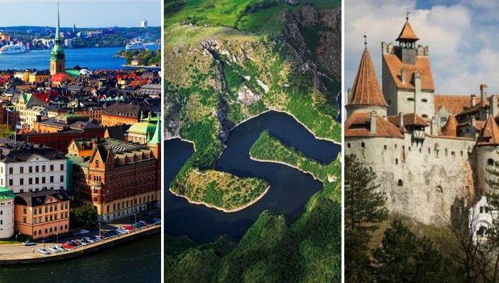 Самое интересное в Восточной Европе.