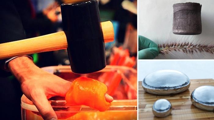 10 потрясающих веществ, которые создали люди и сами удивились их свойствам