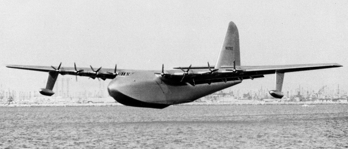 Летающая лодка «Hughes H-4 Hercules».