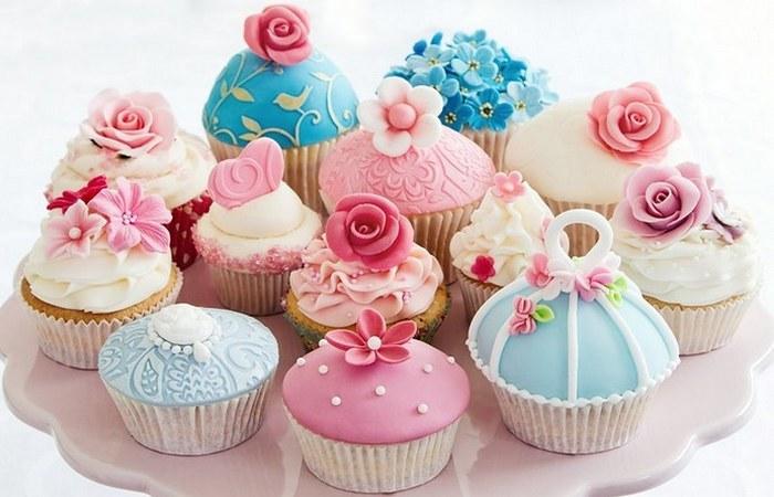 Группа продуктов питания «Ограничить употребление». Пирожные.