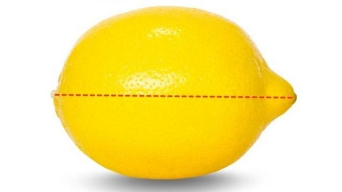 Самый сочный лимон.