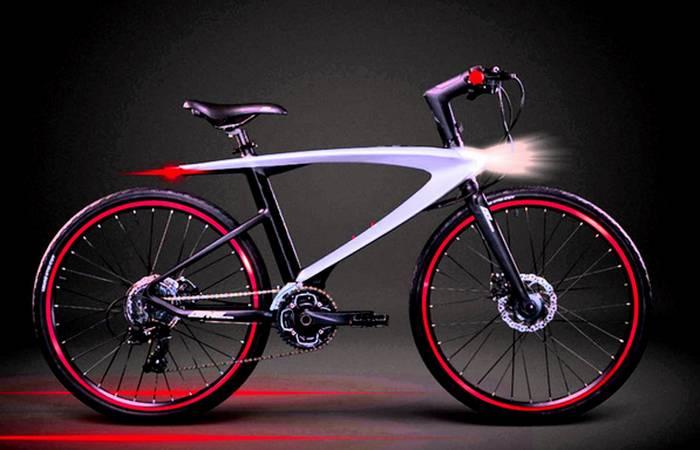 Умные велосипеды от LeEco.