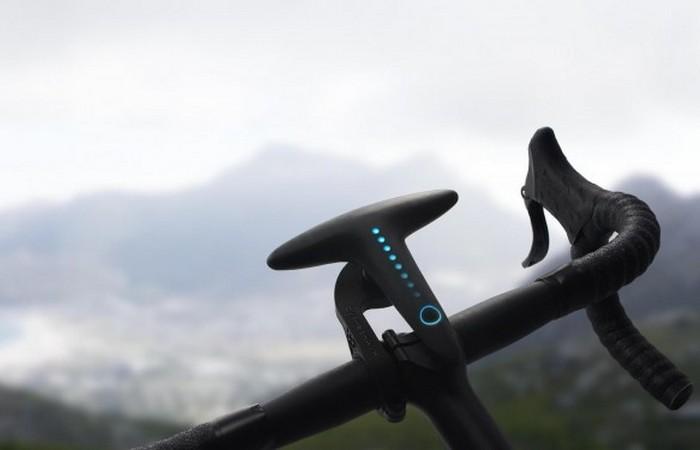 Навигационная система Hammerhead One Bicycle Handle Bar.