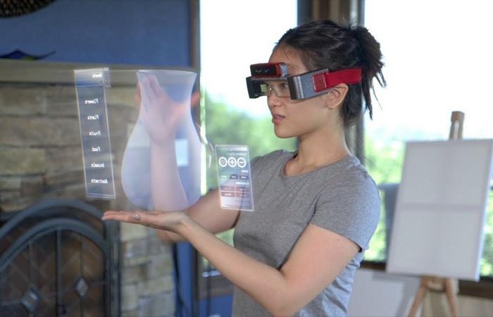 Гостиничный сервис: виртуальная/дополненная реальность.