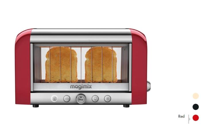Безопасный тостер.