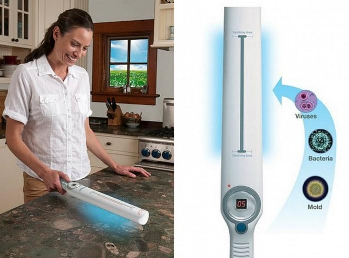 Кухонный стериализатор.