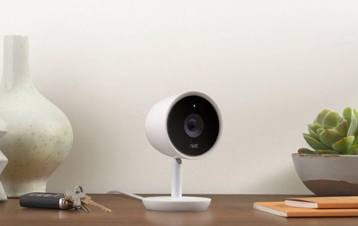 Nest Cam IQ Indoor - распознавание лиц и не только.