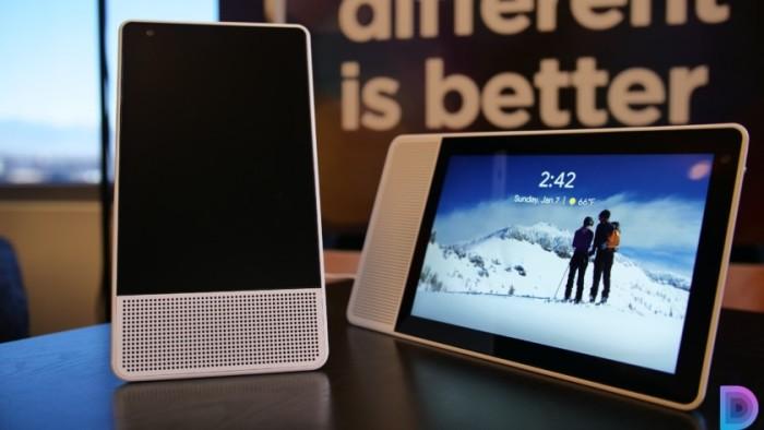 Lenovo Smart Display - устройство для поклонников хорошего звука.