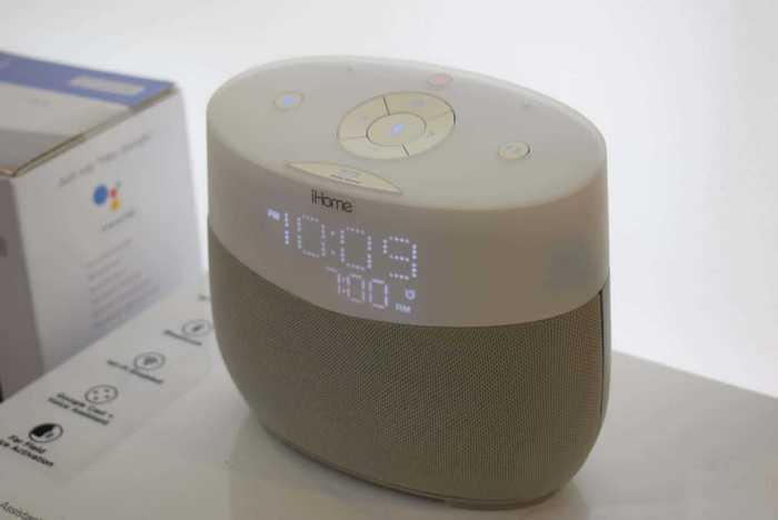 iHome iGV1 - самый умный будильник.