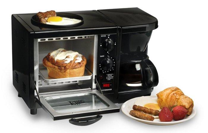 Многофункциональная «станция для завтрака» Elite Cuisine.