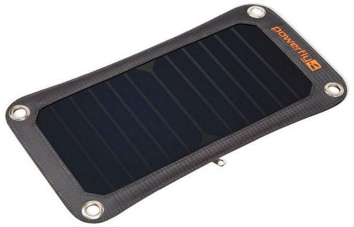 Солнечное зарядное устройство от Powerfly.