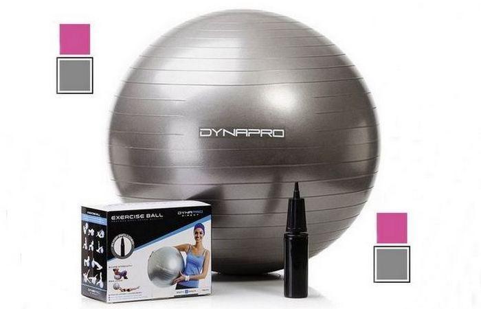 Фитнес-мяч от DynaPro Direct.