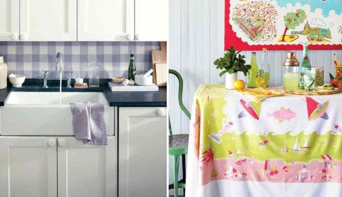 Оригинальные идеи декора и наведения порядка на кухне.