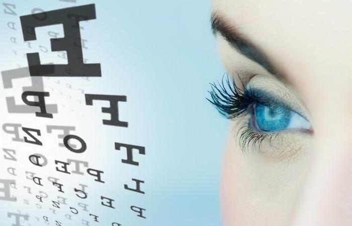 Проверить зрение и получить рецепт.