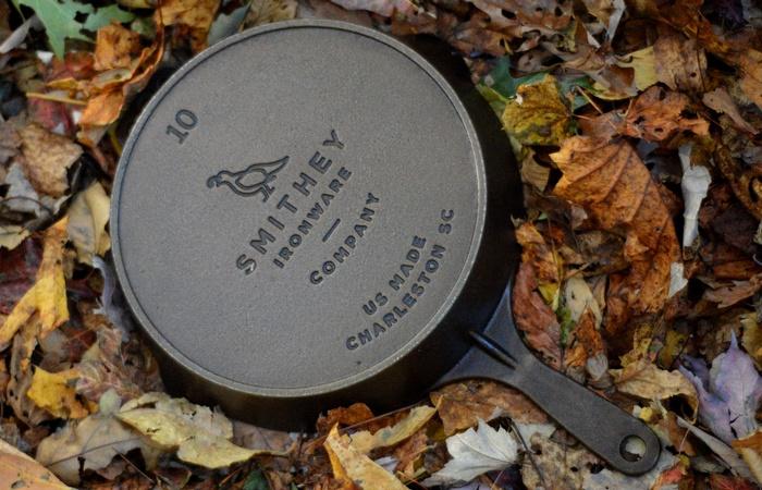 Сковородка «Smithey Ironware».