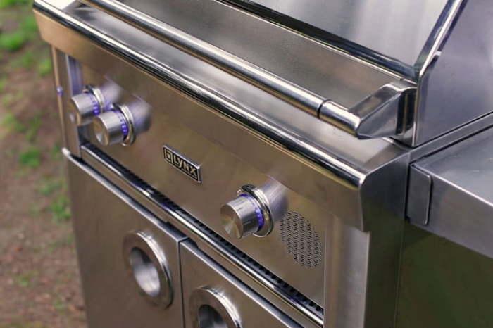Автономный смарт-гриль для приготовления идеальных стейков.