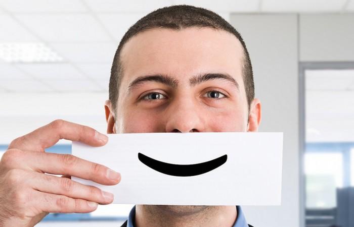 Правильная привычка: «Настроиться на позитивный лад».
