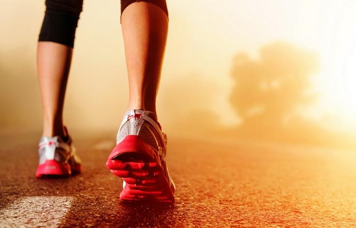 Правильная привычка: «Пробежка».
