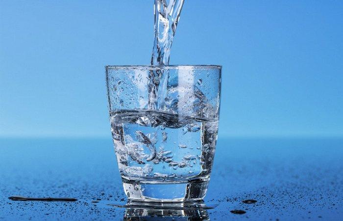 Правильная привычка: «Пить воду».