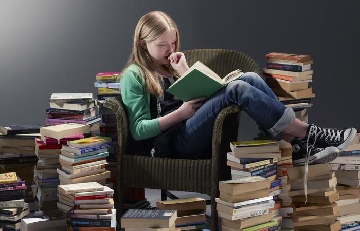 Правильная привычка: «Начать больше читать».