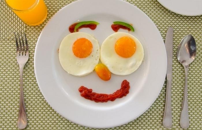 Правильная привычка: «Обязательно завтракать».