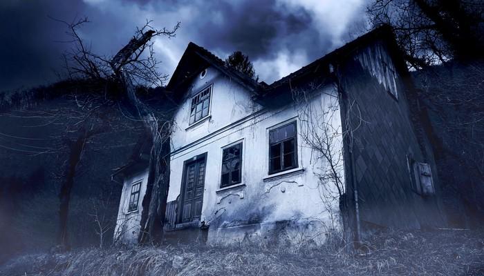 Интересный факт о галлюцинациях: «дом с привидениями».