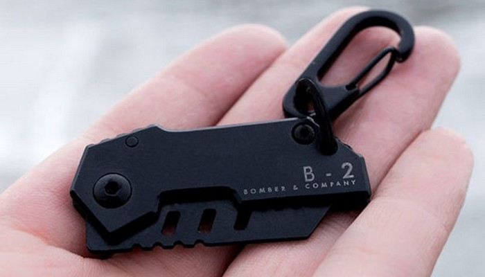 Тактический нож B-2 Bombber Nano Blade.