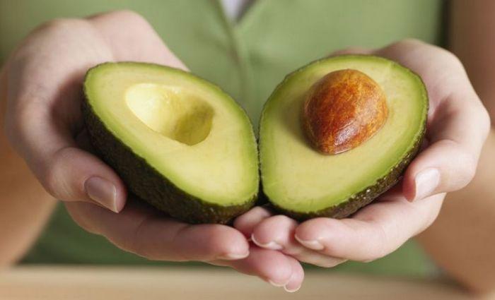 Полезная еда: авокадо.