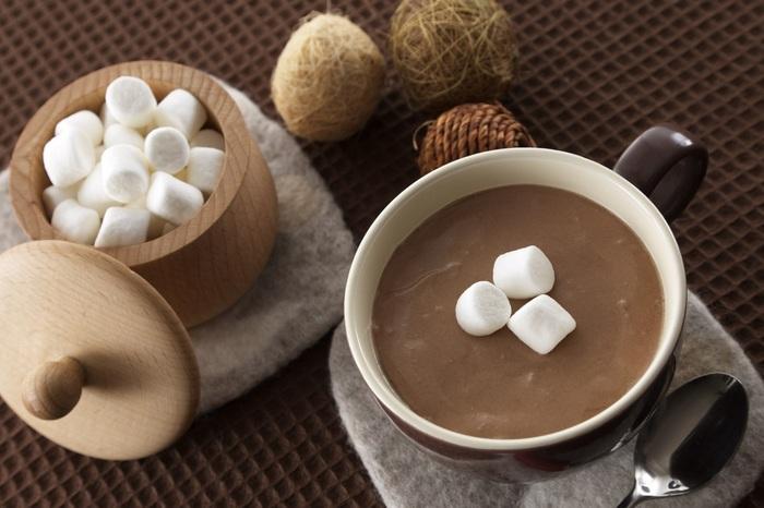 Согреет зимой: «Какао и поджаренный маршмеллоу».