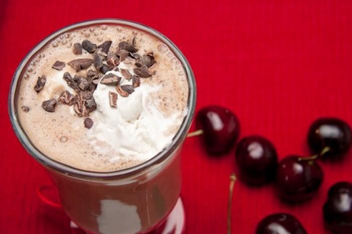 Согреет зимой: «Горячий какао-глясе».