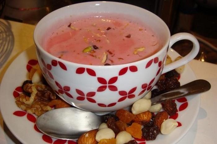 Согреет зимой: «Кашмирский чай».