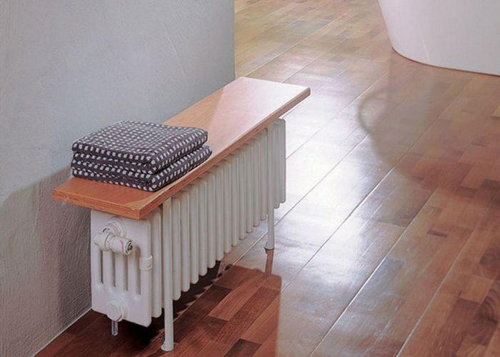 Возможно стоит сделать радиатор многоцелевым.
