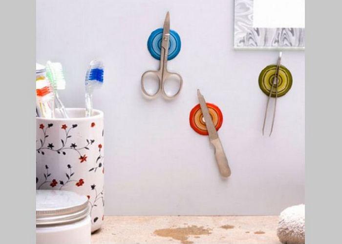 Полезный гаджет для дома: «Магнитные наклейки».