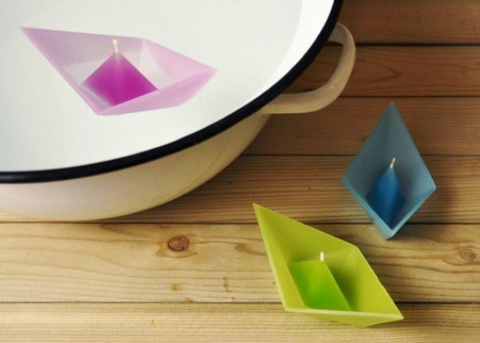 Полезный гаджет для дома: «Свечи оригами».
