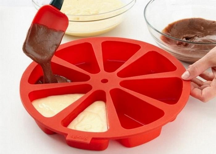 Полезный гаджет для дома: «Форма для выпечки тортов отдельными кусочками».