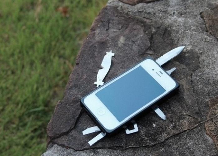 Полезный гаджет для дома: «Многофункциональный телефонный чехол».