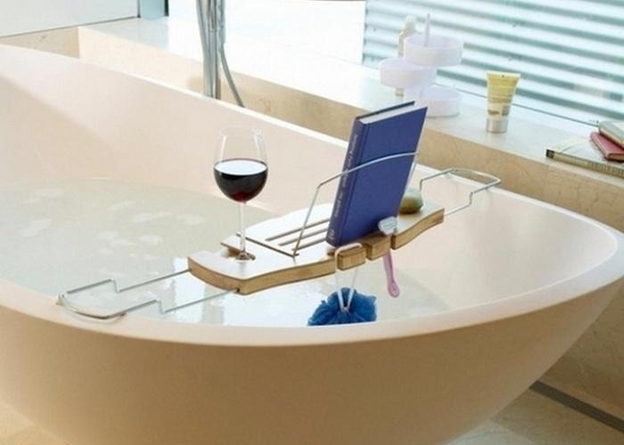 Полезный гаджет для дома: «Столик для ванны».