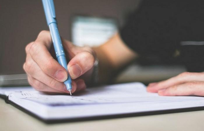 Тренировка мозга: писать от руки.