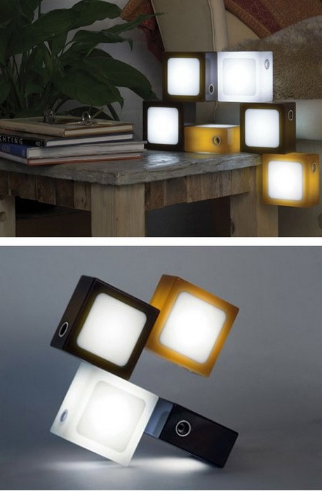 Twist-лампы