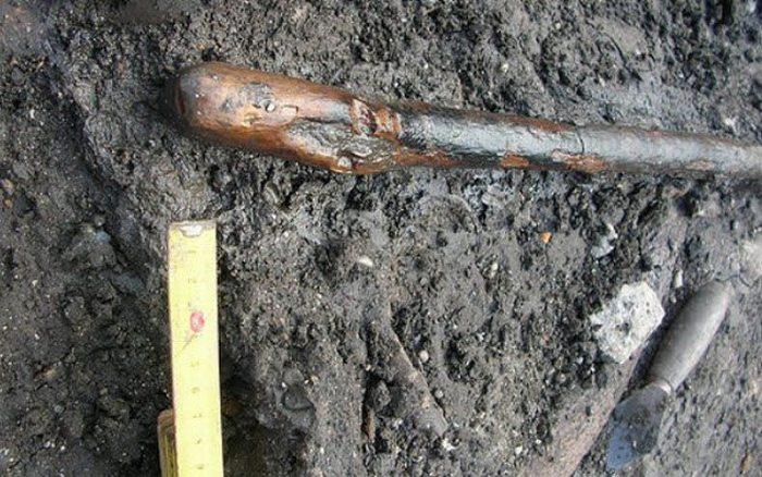 Неандертальские инструменты.