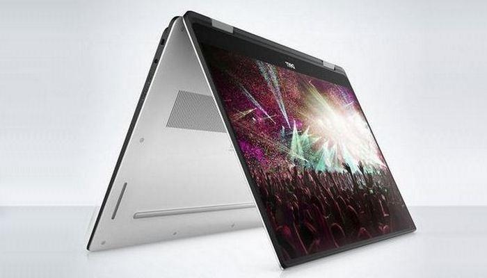 Ноутбук Dell XPS 15 2-в-1.