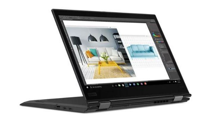 Ноутбук Lenovo ThinkPad X1 Carbon and Yoga.