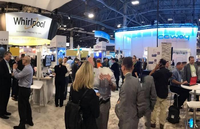 Выставка CES-2018 (Consumer Electronics Show).