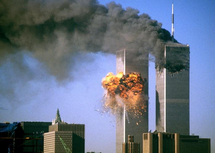 Теракт «9/11».