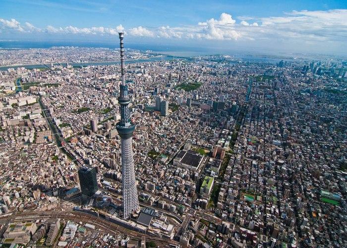 Большой Токио.