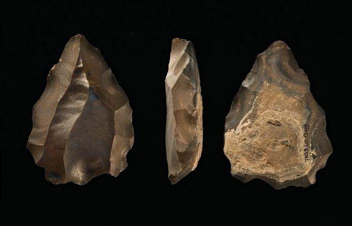 Изменили мир: каменные инструменты.