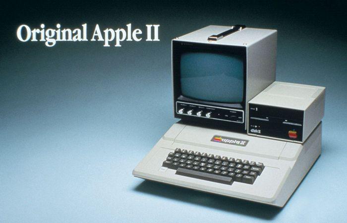 Изменил мир: персональный компьютер Apple II.