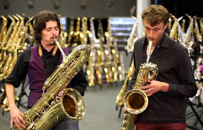 Саксофон изменил мир...