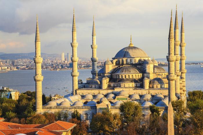 И даже в Стамбуле могут быть землетрясения.